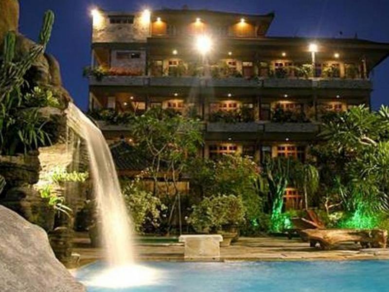 Green Garden Beach Resort & Spa Balis