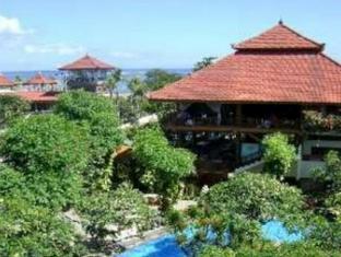 Green Garden Beach Resort & Spa Balis - Viešbučio išorė