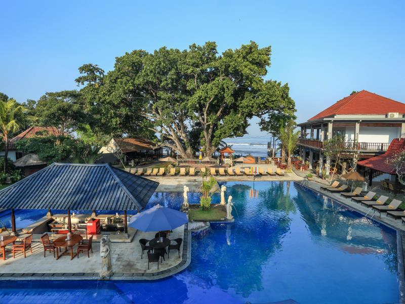 Puri Saron Seminyak Hotel & Villas באלי