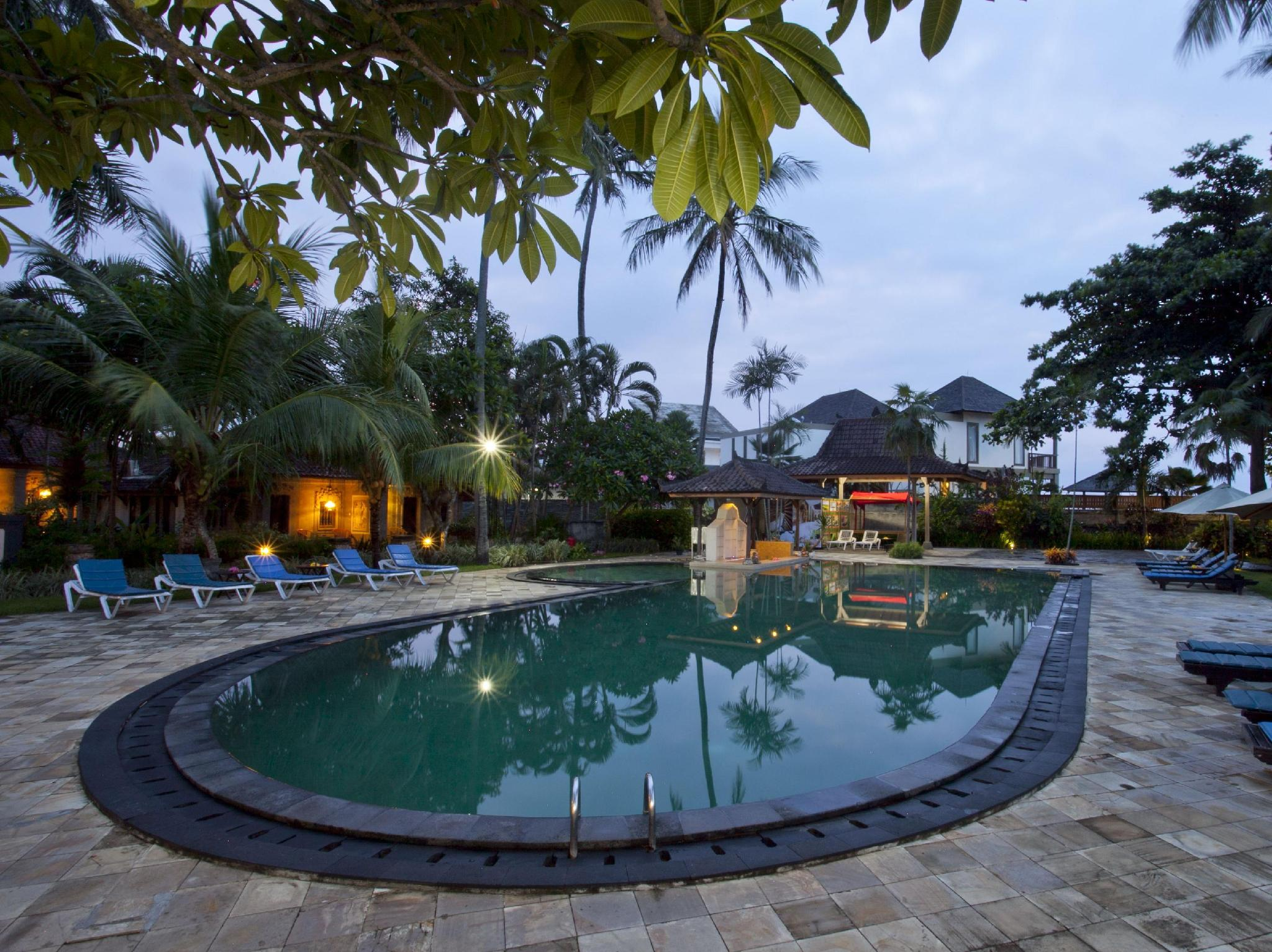 Puri Saron Hotel Senggigi - Hotels and Accommodation in Indonesia, Asia