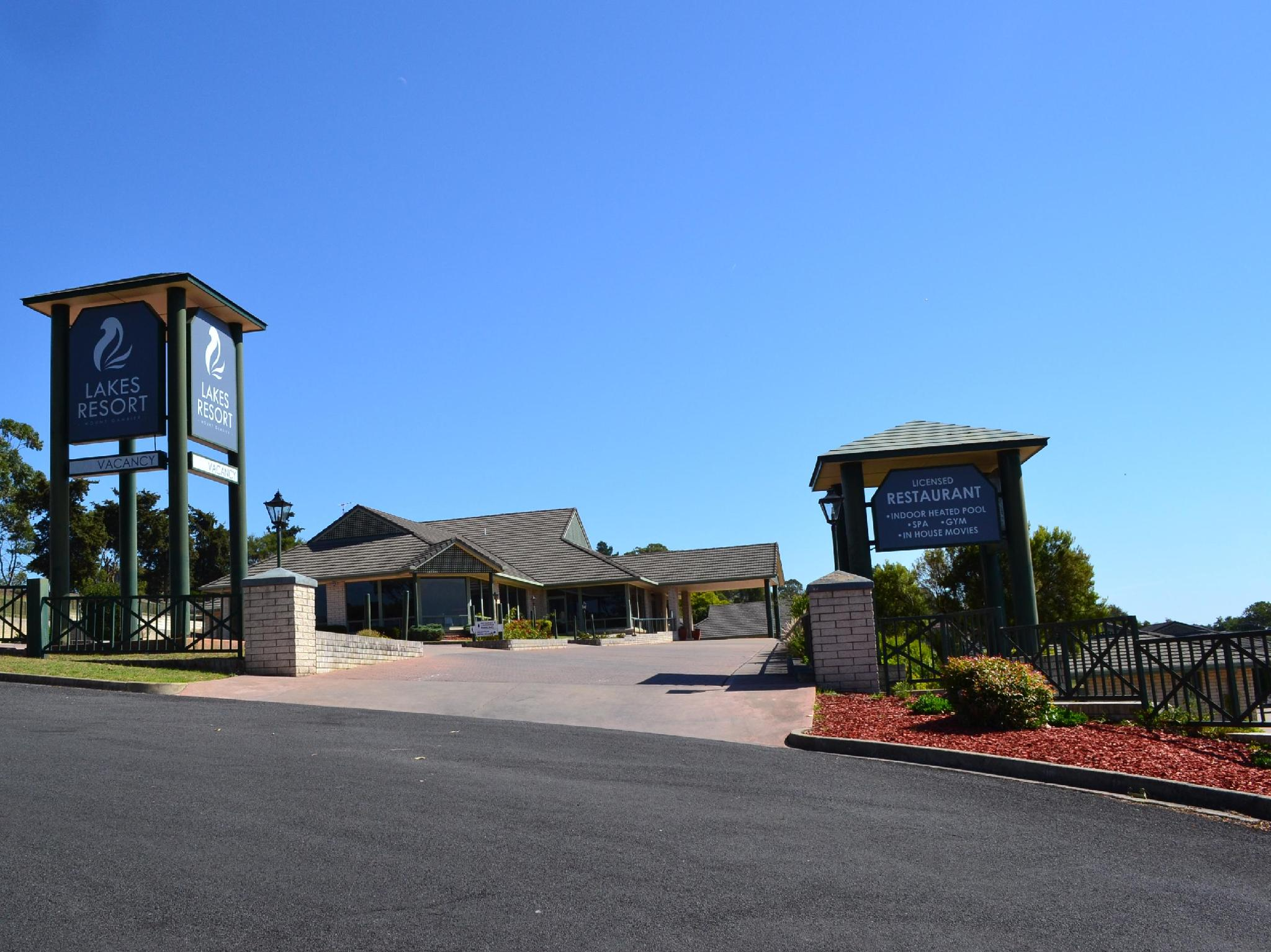 Lakes Resort Mount Gambier - Hotell och Boende i Australien , Mount Gambier