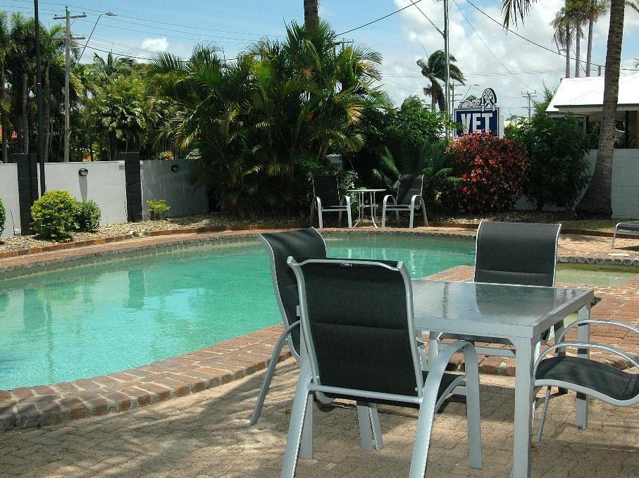 Alara Motor Inn - Hotell och Boende i Australien , Mackay