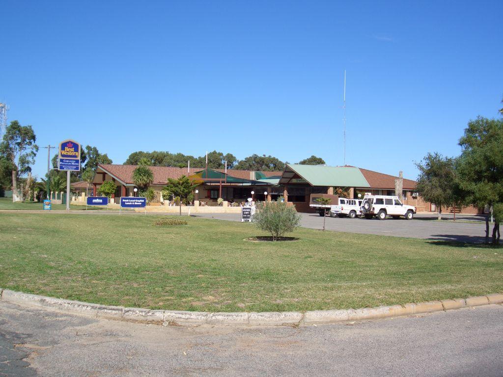 Cervantes Pinnacles Motel - Hotell och Boende i Australien , Cervantes