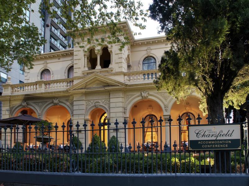 Hotel Charsfield Melbourne - Hotell och Boende i Australien , Melbourne