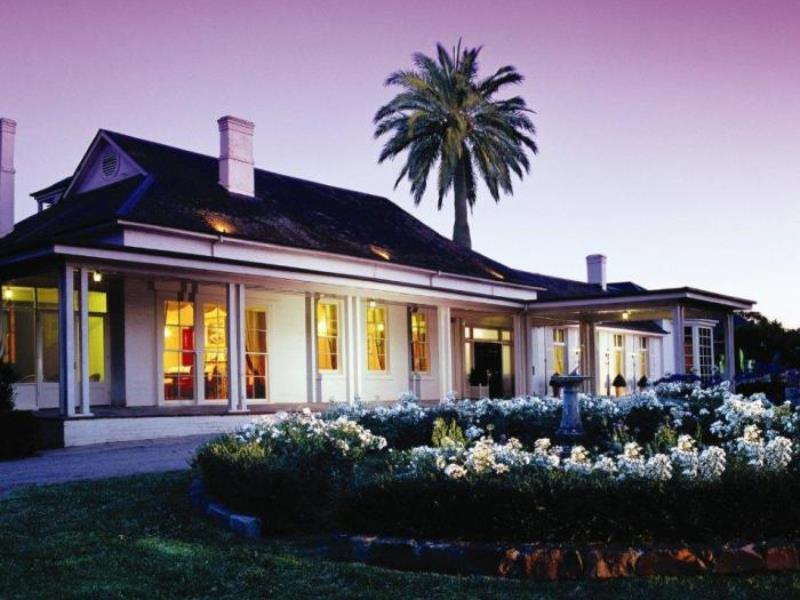 Chateau Yering - Hotell och Boende i Australien , Yarra Valley