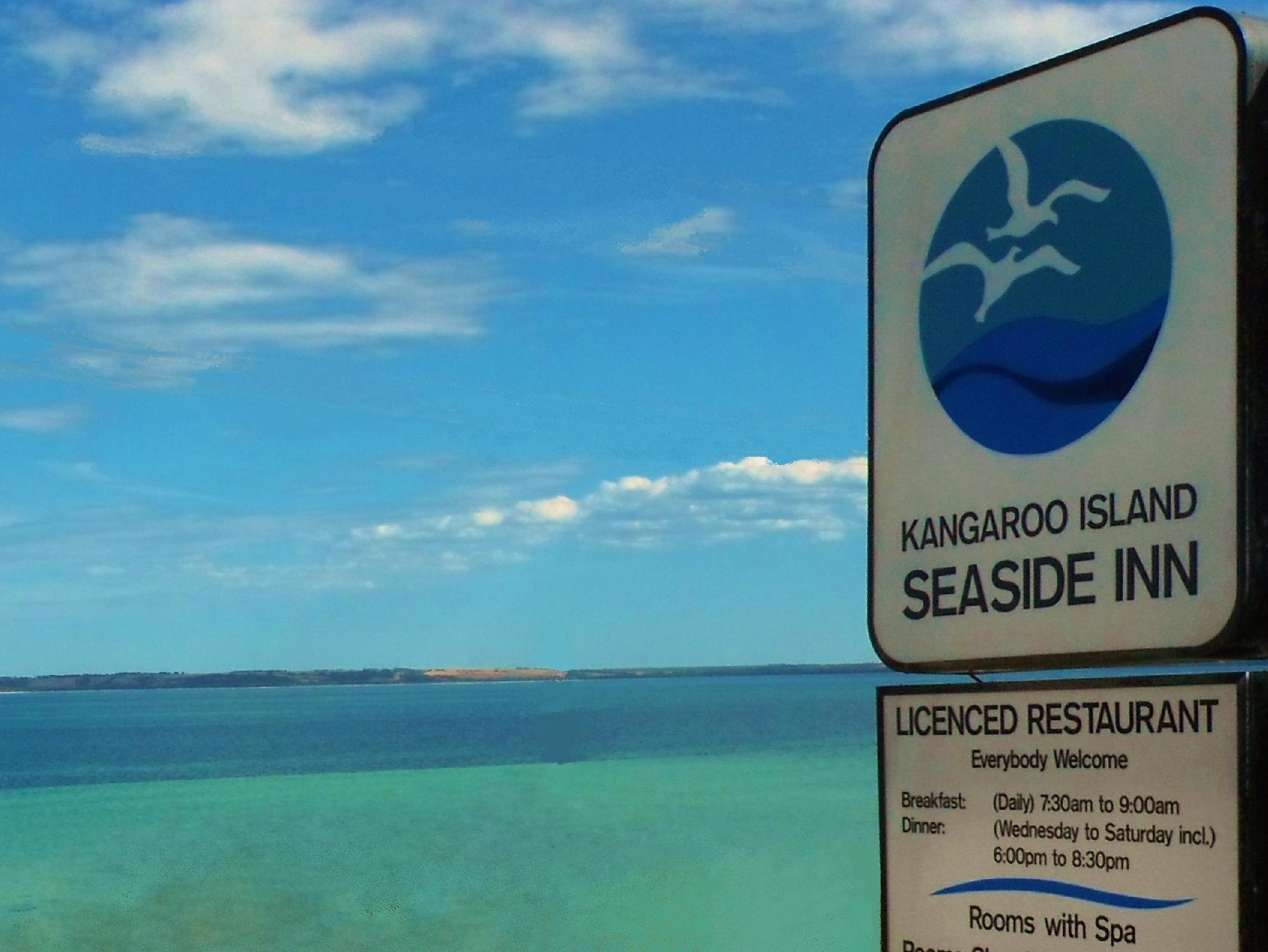 Kangaroo Island Seaside Inn - Hotell och Boende i Australien , Kangaroo Island