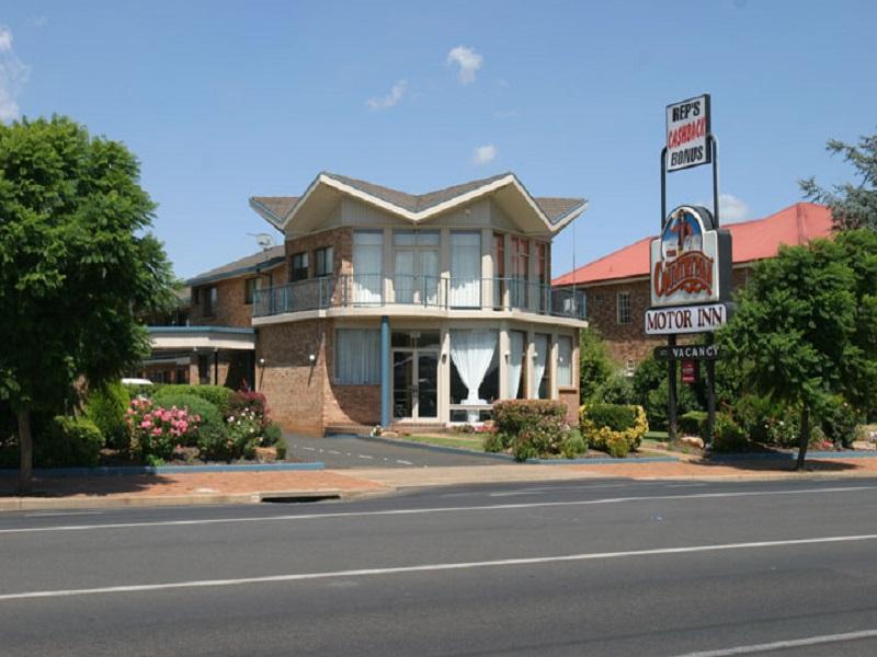 Countryman Motor Inn - Hotell och Boende i Australien , Dubbo