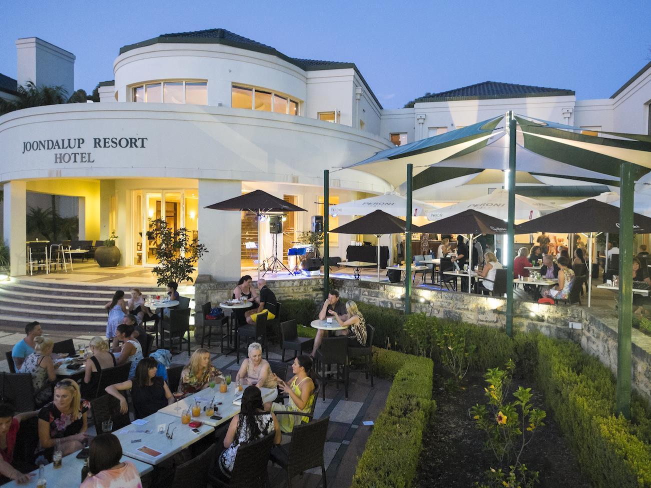 Joondalup Resort Hotel - Hotell och Boende i Australien , Perth