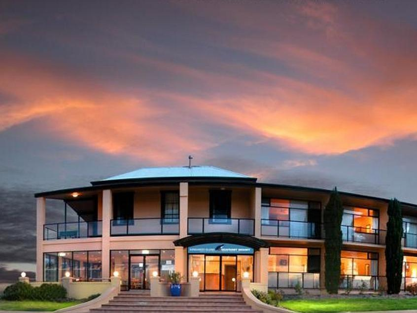 Kangaroo Island Seafront Hotel - Hotell och Boende i Australien , Kangaroo Island
