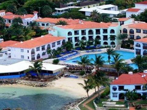 Ocean Point Resort & Spa - Hotell och Boende i Amerikanska Jungfruöarna i Centralamerika och Karibien
