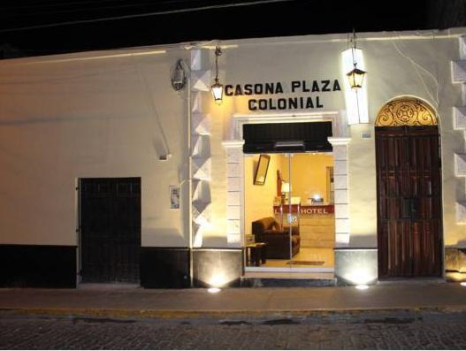 Casona Plaza Hotel Colonial - Hotels and Accommodation in Peru, South America