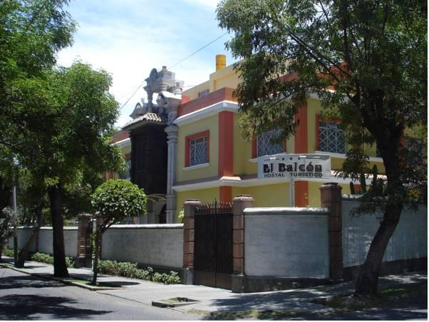 El Balcon Hostal Turistico - Hotels and Accommodation in Peru, South America