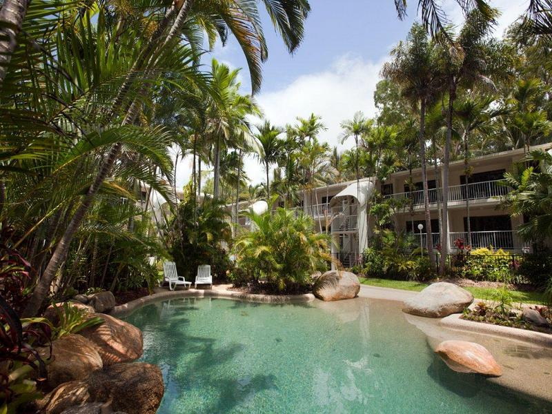 Melaleuca Resort - Hotell och Boende i Australien , Cairns