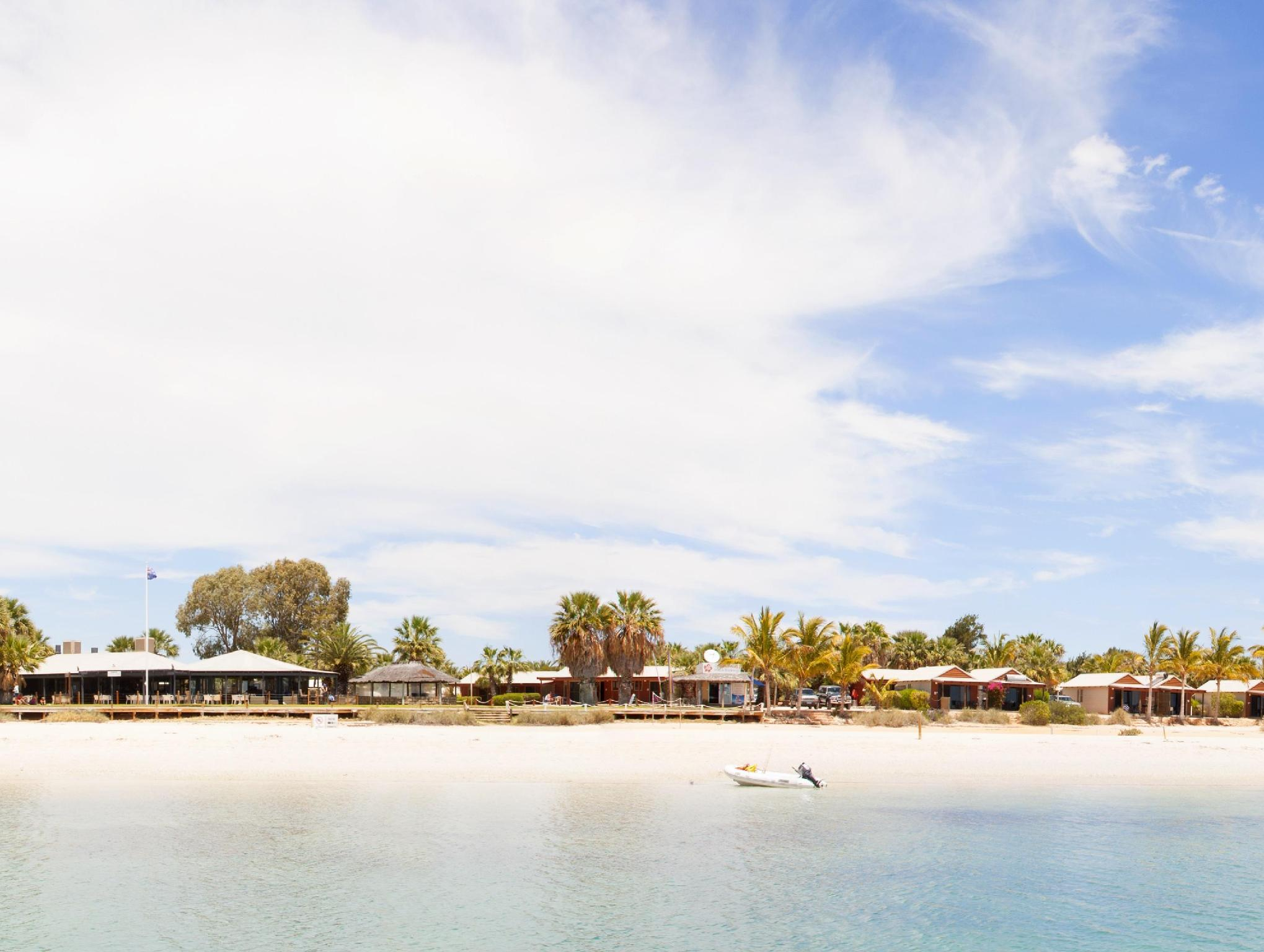 Monkey Mia Dolphin Resort - Hotell och Boende i Australien , Monkey Mia