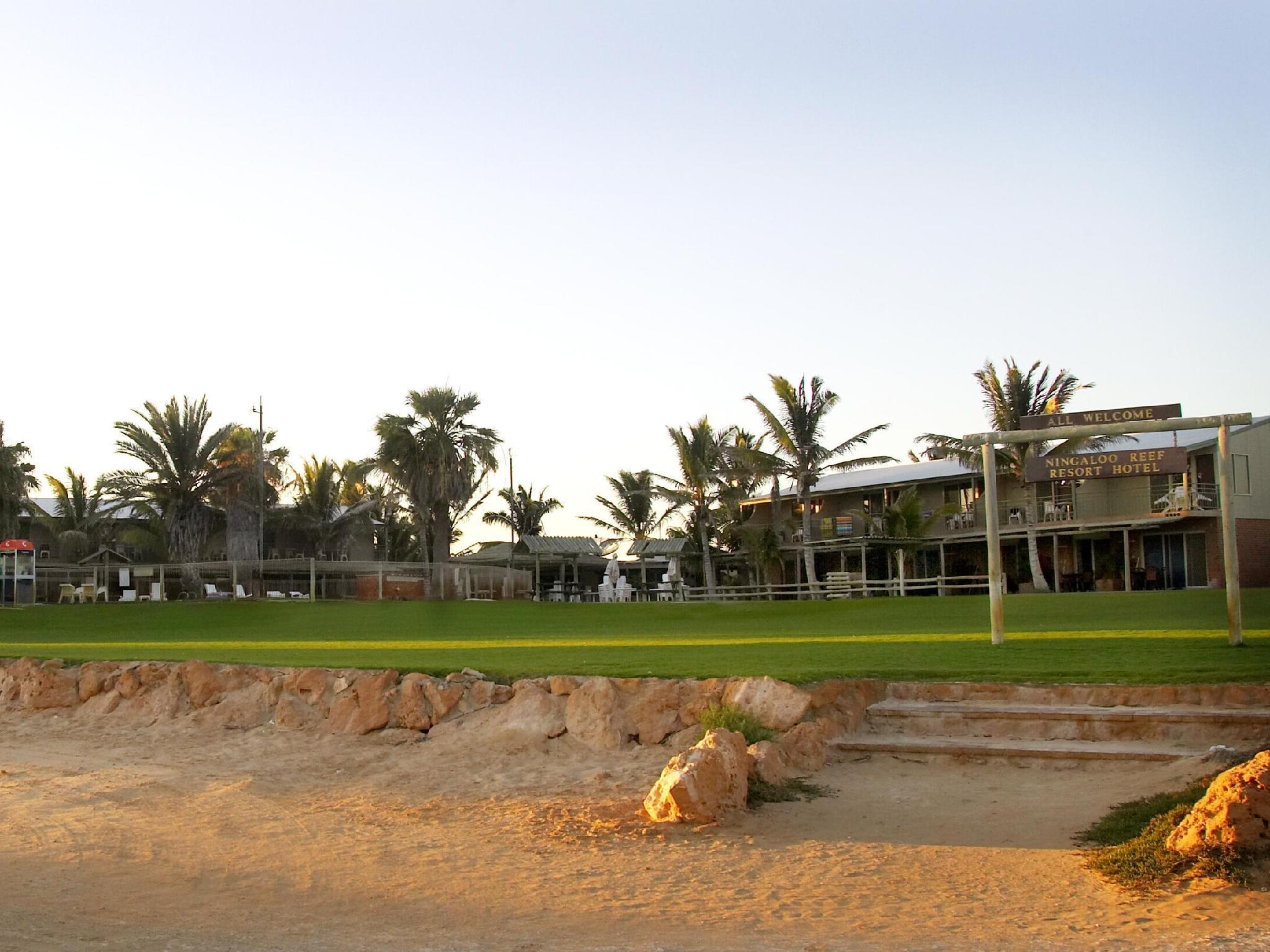 Ningaloo Reef Resort - Hotell och Boende i Australien , Coral Bay