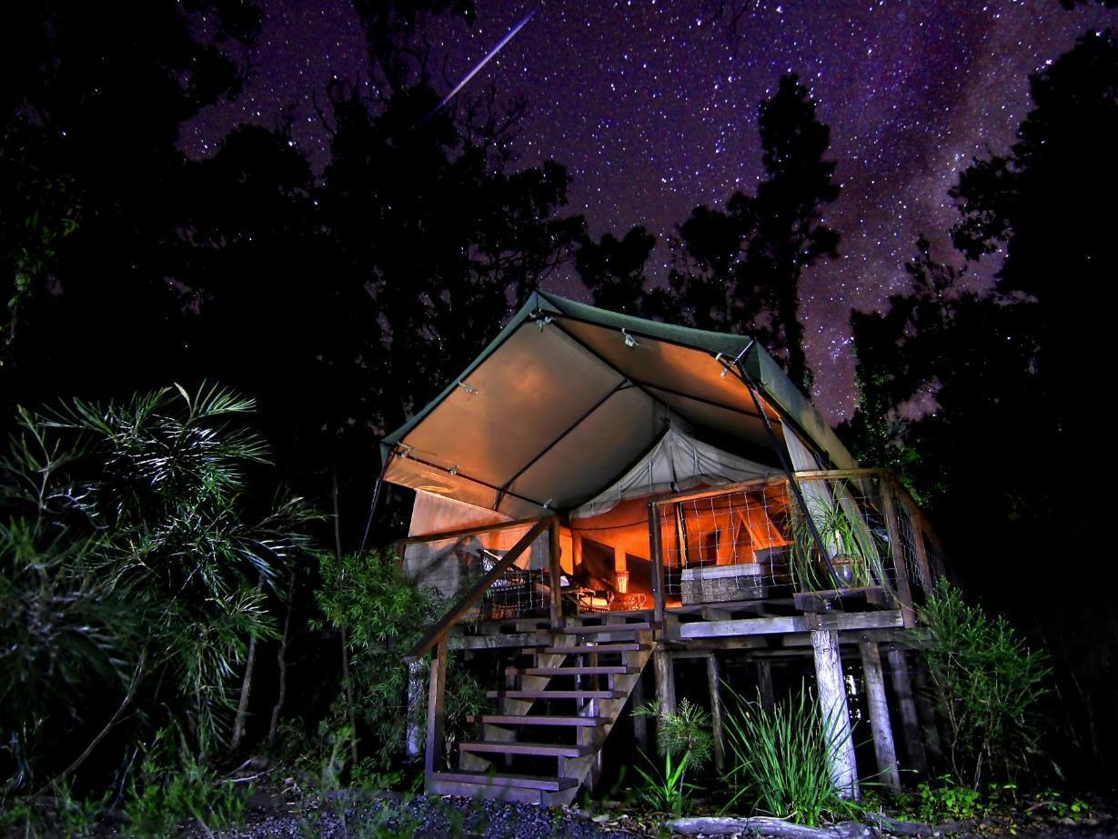 Paperbark Camp - Hotell och Boende i Australien , Jervis Bay