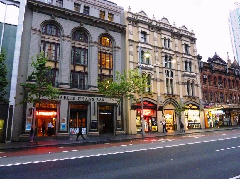 Pensione Hotel Sydney - Hotell och Boende i Australien , Sydney