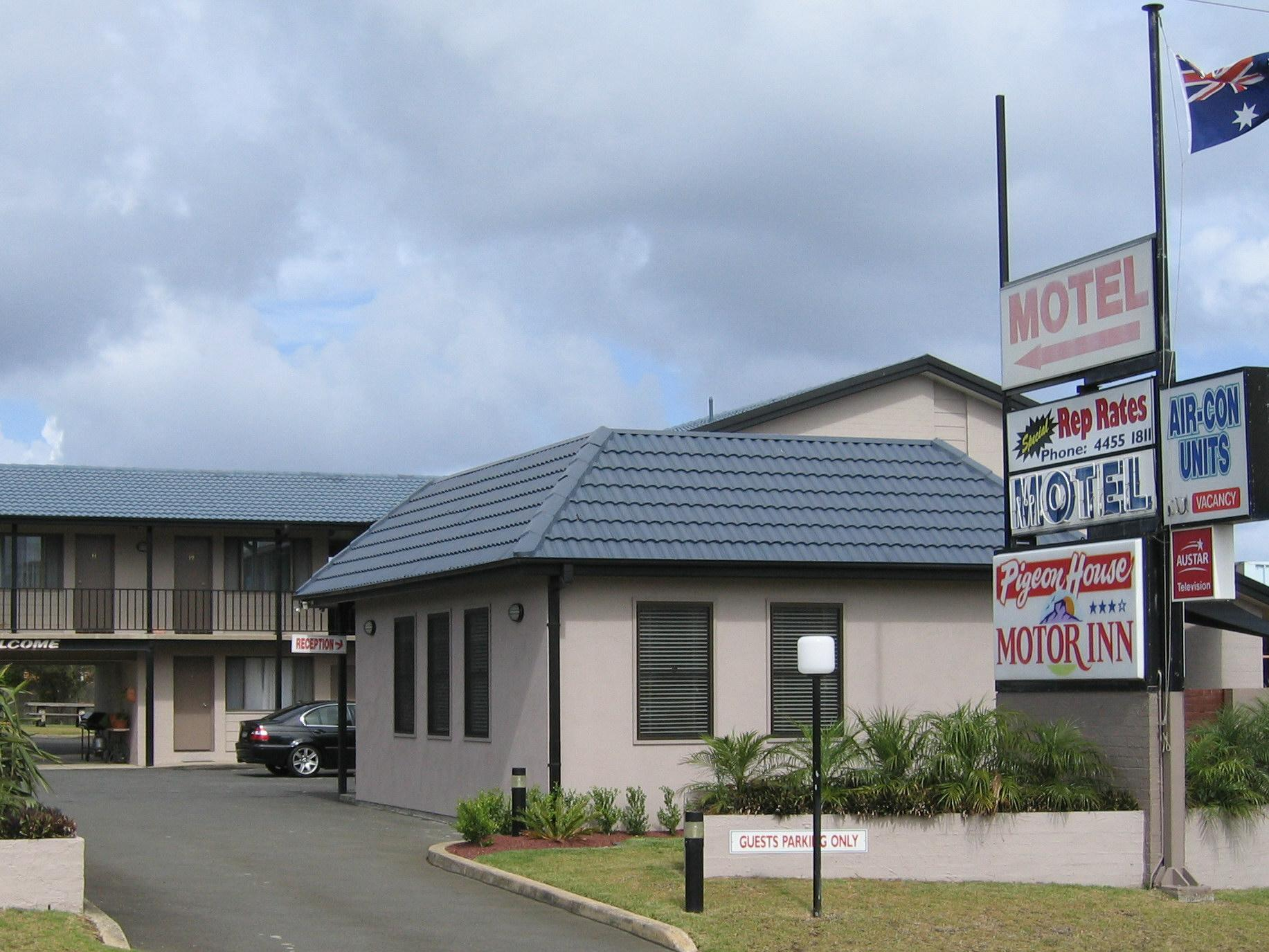 Pigeon House Motor Inn - Hotell och Boende i Australien , Ulladulla