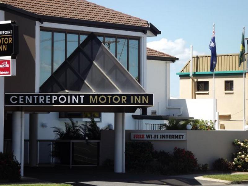 CentrePoint Motor Inn - Hotell och Boende i Australien , Rockhampton