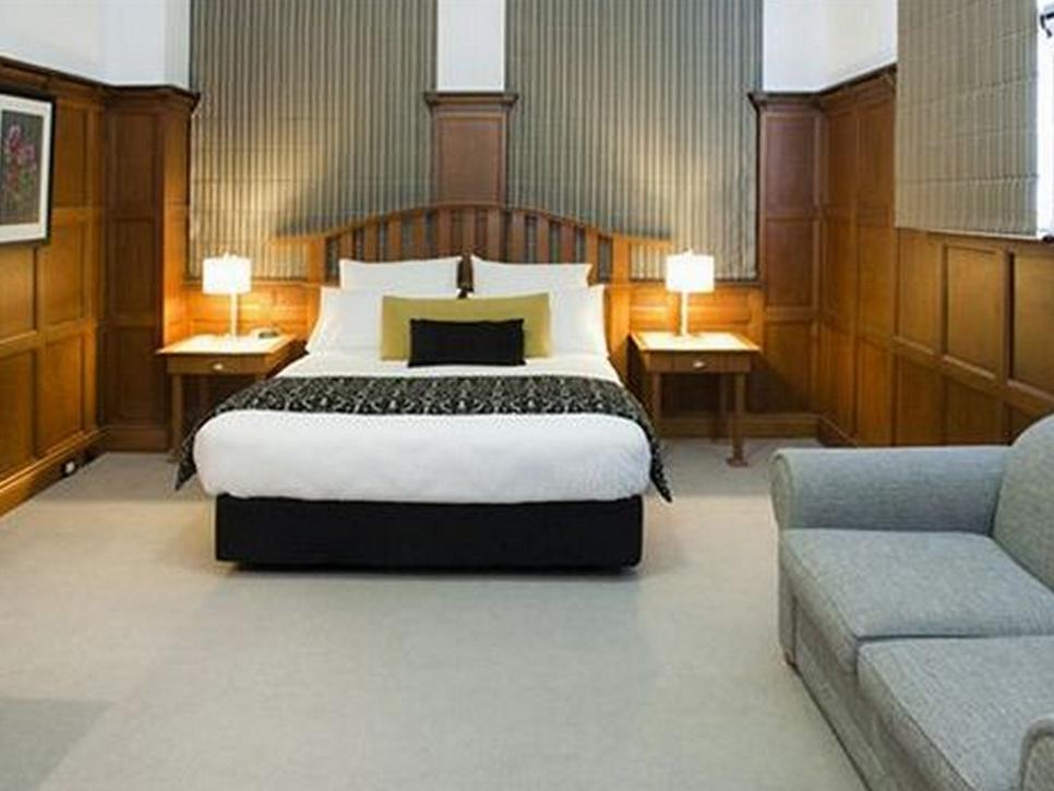Quality Hotel The Inchcolm - Hotell och Boende i Australien , Brisbane