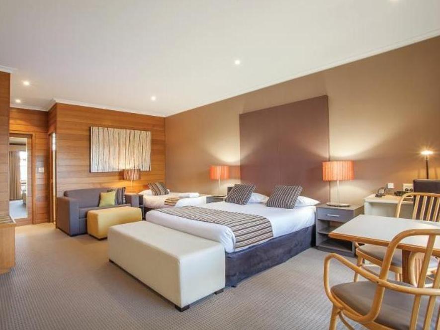 Sovereign Park Motor Inn - Hotell och Boende i Australien , Ballarat
