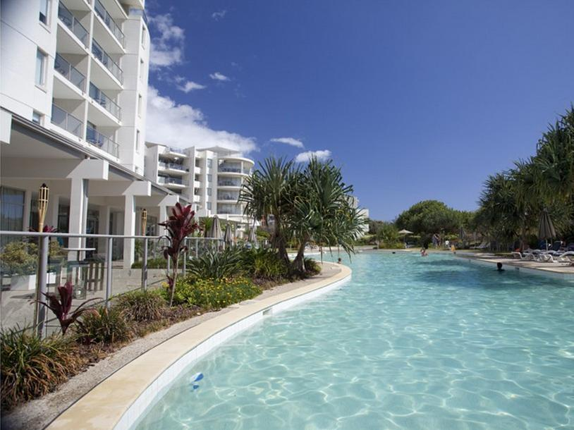 Ramada Hotel and Conference Centre Marcoola Beach - Hotell och Boende i Australien , Sunshine Coast