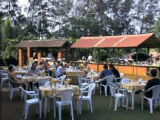Varca Palms Beach Resort South Goa - Du Jardin - Garden Restaurant