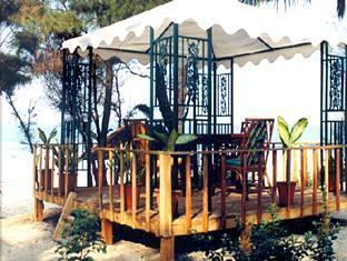 Varca Palms Beach Resort South Goa - Gazebo - The Beach Restaurant