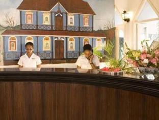 Varca Palms Beach Resort South Goa - Reception