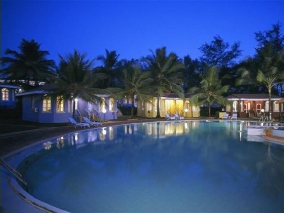 Varca Palms Beach Resort - Hotell och Boende i Indien i Goa