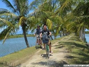 Hoi An Pacific Hotel Hoi An - Bicycles Tour