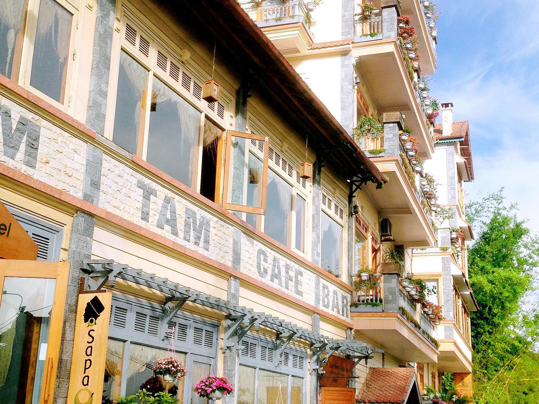 Sapa View Hotel - Hotell och Boende i Vietnam , Sapa (Lao Cai)
