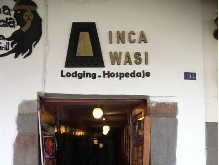 Hotel Incawasi Plaza - Hotels and Accommodation in Peru, South America