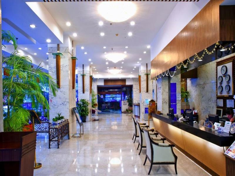 Zhongdian Hotel Shanghai