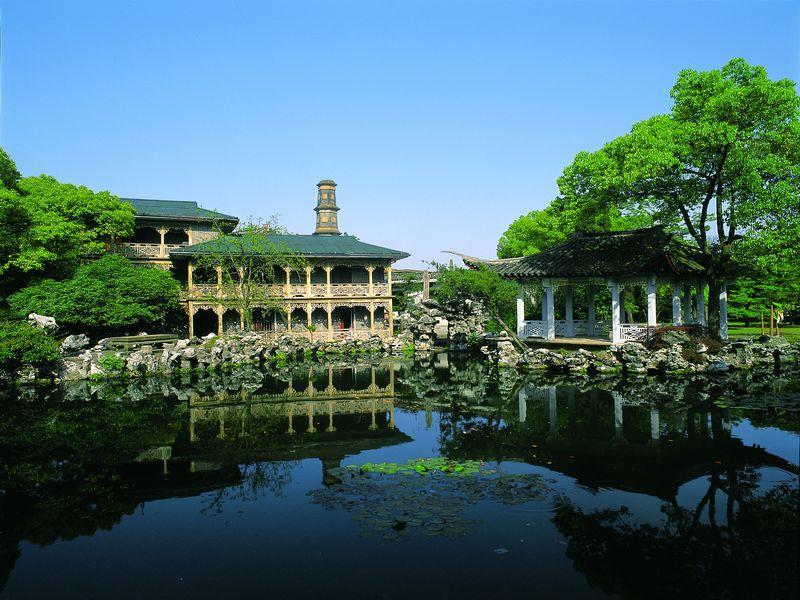 Zhejiang Xizi Hotel - Hangzhou