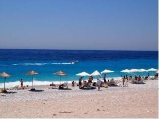Drymades Inn Resort Dhermi - Beach