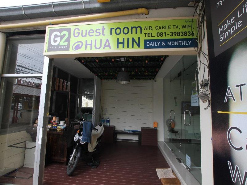 Hotell G2 Guest Room @ Hua Hin Hotel i , Hua Hin / Cha-am. Klicka för att läsa mer och skicka bokningsförfrågan