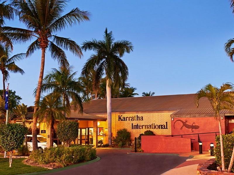 Karratha International Hotel - Hotell och Boende i Australien , Karratha