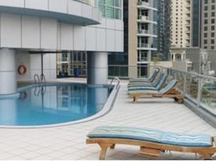 Q Properties The Point Apartments Dubai - Zwembad