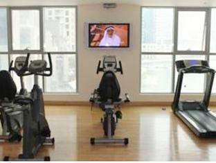 Q Properties The Point Apartments Dubai - Fitnessruimte