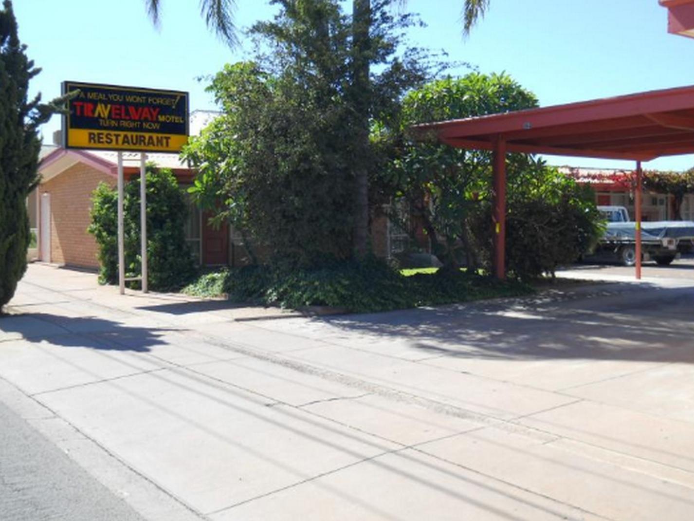 Travelway Motel - Hotell och Boende i Australien , Port Pirie
