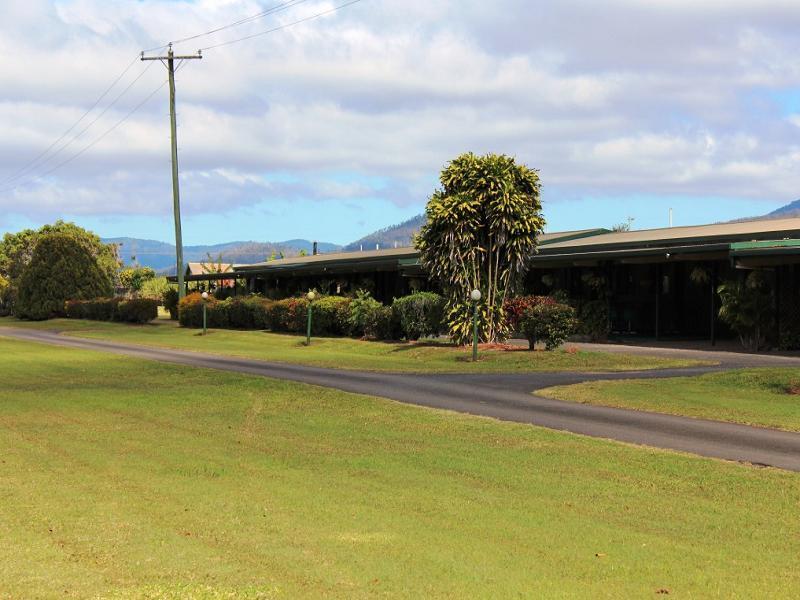 Atherton Rainforest Motor Inn - Hotell och Boende i Australien , Atherton Tablelands