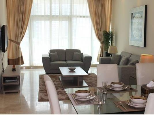 Q Properties Trident Apartments Dubai