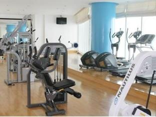 Q Properties Trident Apartments Dubai - Fitness Room