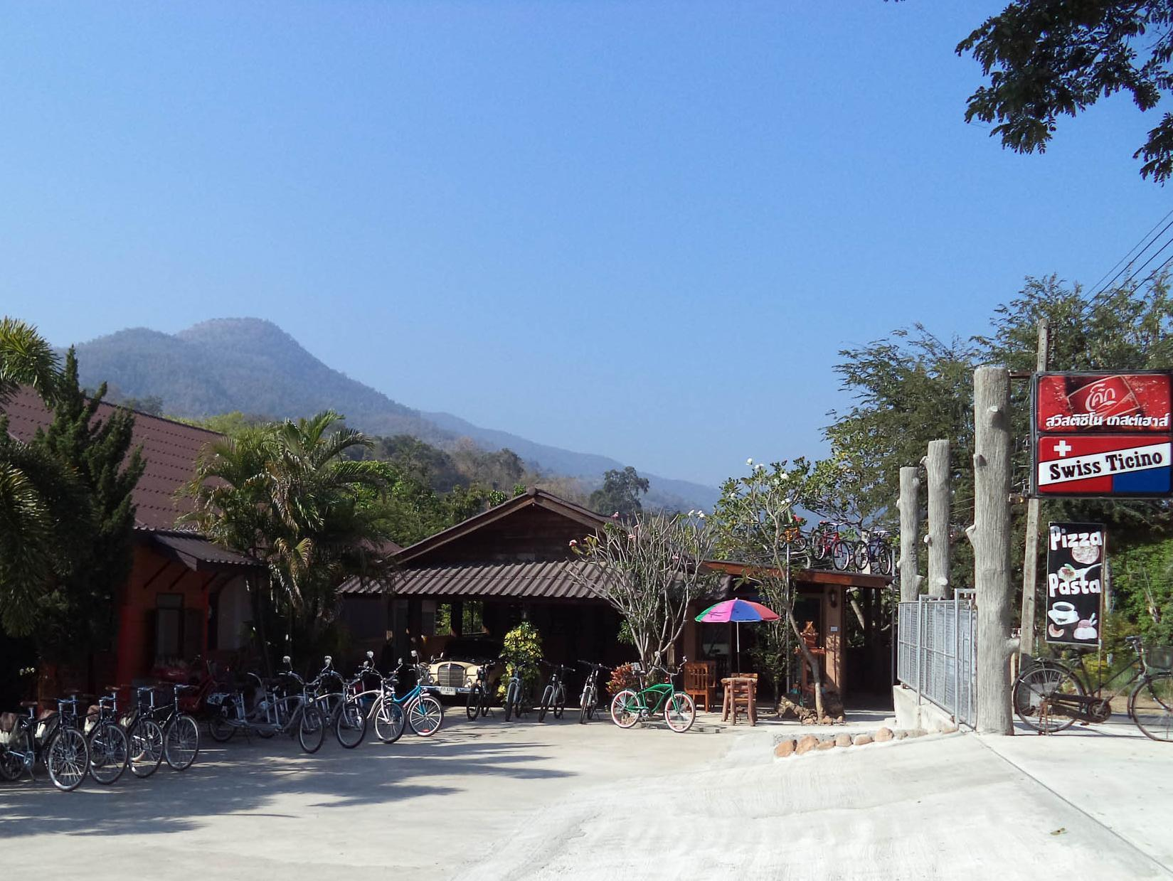 Swiss Ticino Guesthouse and Restaurant - Hotels and Accommodation in Thailand, Asia