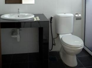 ペタナック ロッジ クチン - バスルーム