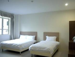 Petanak Lodge קוצ'ינג - חדר שינה