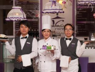 The Real Lucy Hotel Ho Chi Minh City - Restaurant