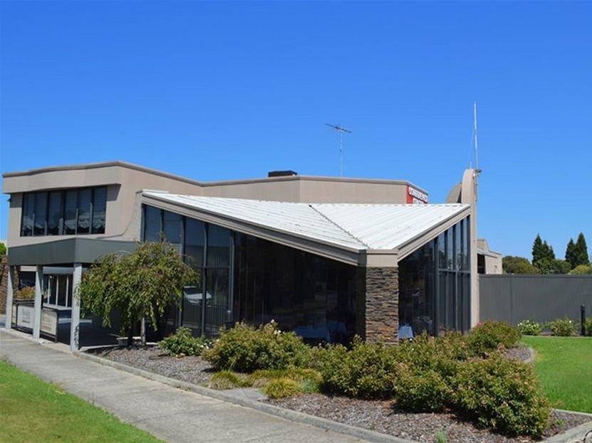 Best Western Mahoneys Motor Inn - Hotell och Boende i Australien , Melbourne