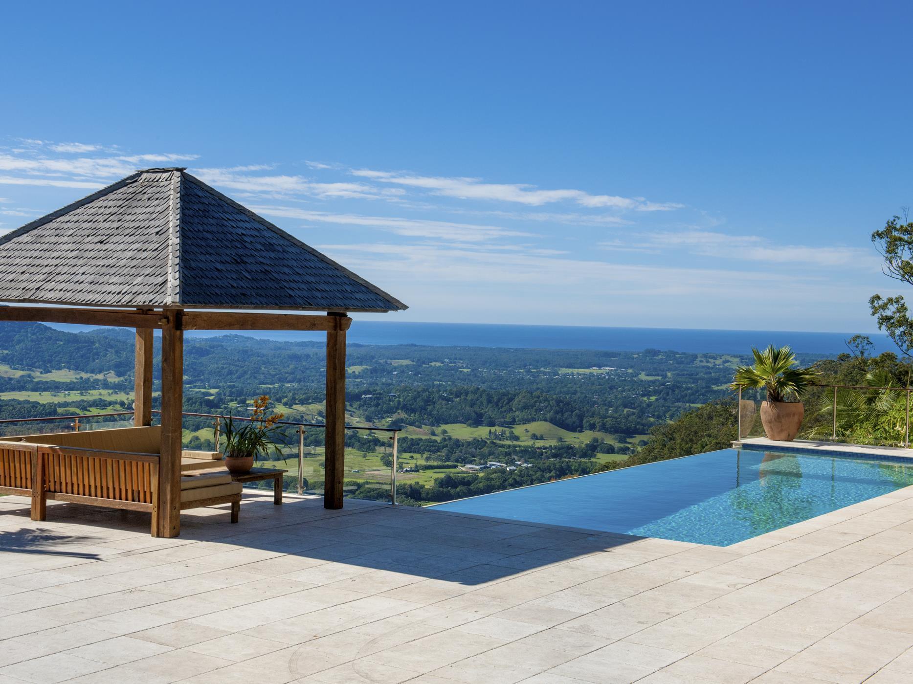 Koonyum Range Retreat - Hotell och Boende i Australien , Byron Bay